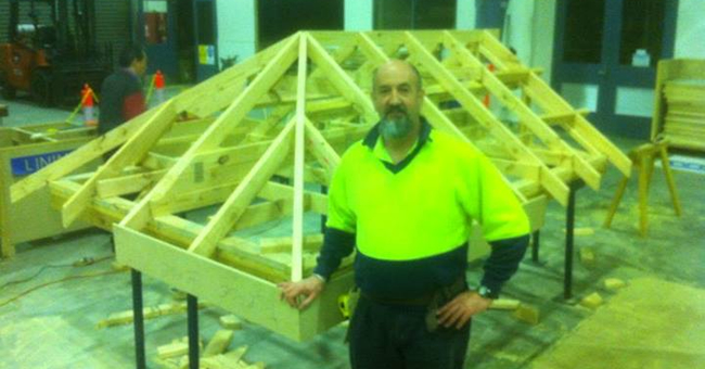 Timber House Framing Course