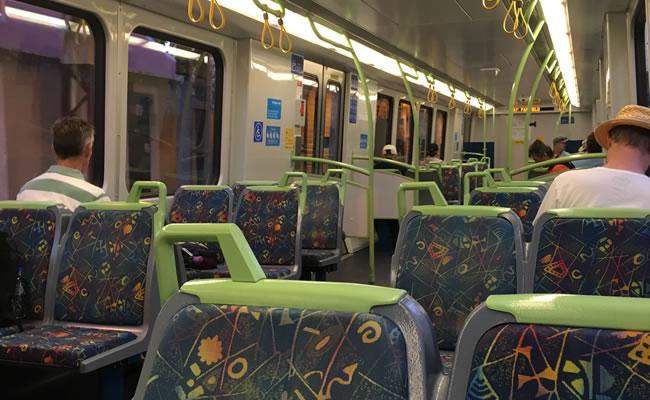 Life on Trains